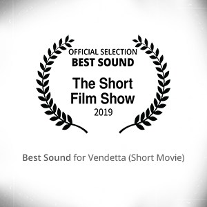 VENDETTA short film show