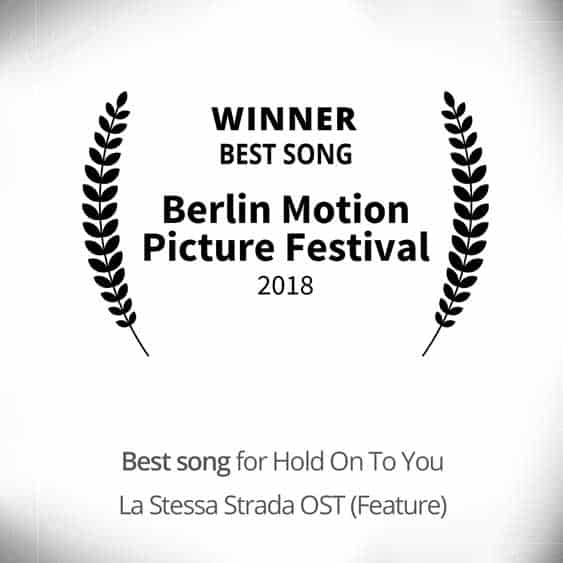Premio 23-HOLD-ON-Berlin