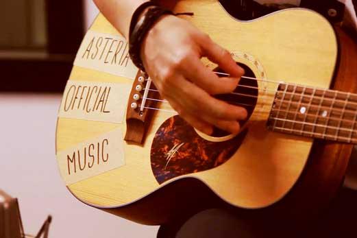 chitarra asteria