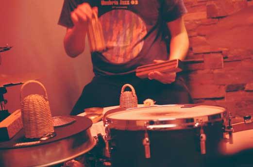 Arnoldi sovra-percussioni